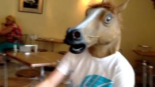 Маска коня !!! :-))