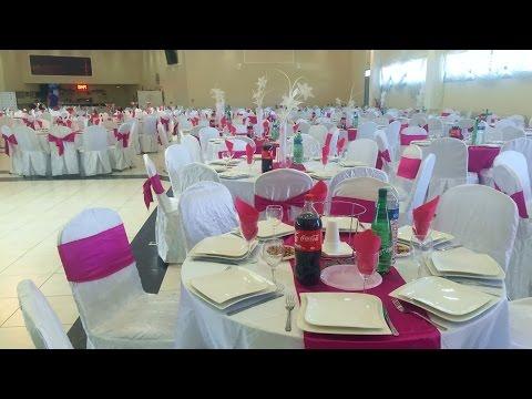 salle elysee mariage decoration doovi