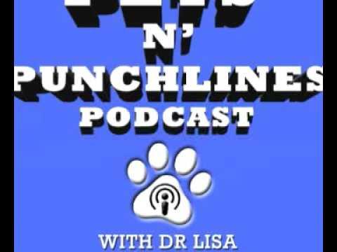 Pets N Punchlines Podcast - Episode 1 (MTV's Matt Richards)