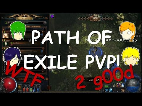 path of exile meet friends