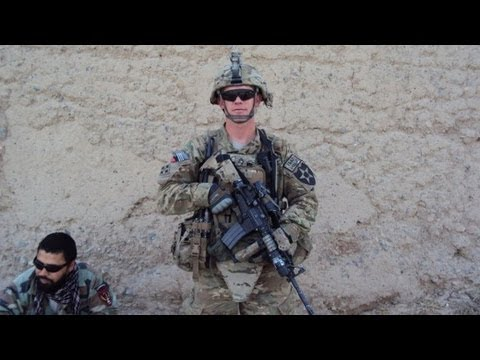 Rare second Medal of Honor for fierce Afghan battle