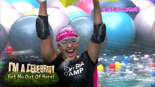 Holly takes on Celebrity Cyclone! | I'm A Celebrity... Extra Camp