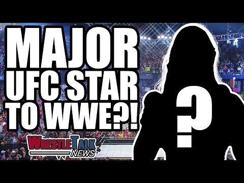 Paige WWE Return Update! MAJOR UFC Star To WWE?! | WrestleTalk News Aug. 2017