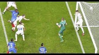 France V Iceland (5-2) Euro:2016 All goal highlights.