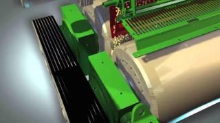 Roskamp Champion - Flaking Mill