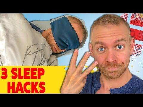 TRIATHLON RECOVERY: 3 hacks I use regularly to SLEEP BETTER