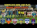 How To Downlaod Indian Super League Game Mod Of FTS || Now Play ISL