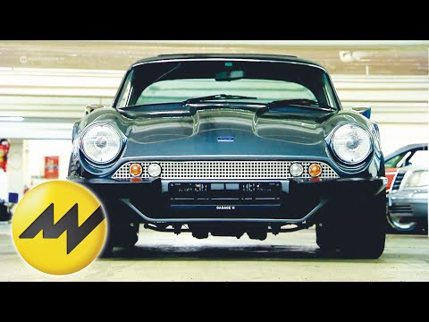 TVR 5000M |In-depth review | Classic Ride |Motorvision
