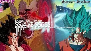 Dragon Ball Super Trap Remix   Dragon Ball GT Trap Remix    DBH Remix - (Musicality & Rifti Remix)