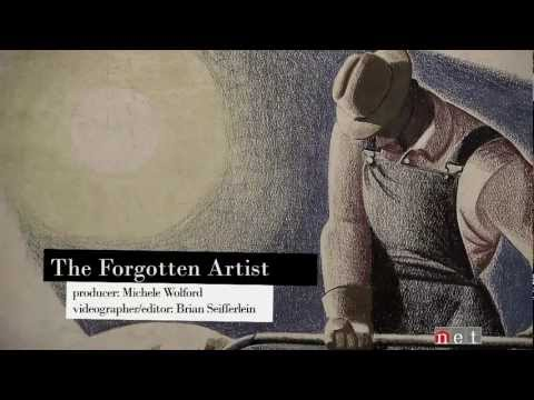 The Forgotten Artist - a Nebraska Story