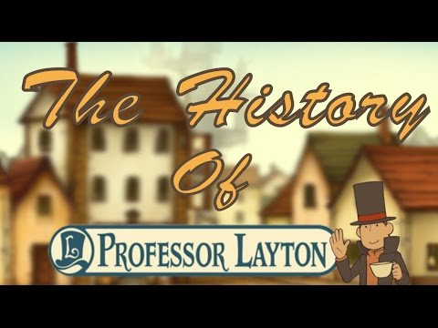 Professor Layton COMPLETE In Two Minutes!