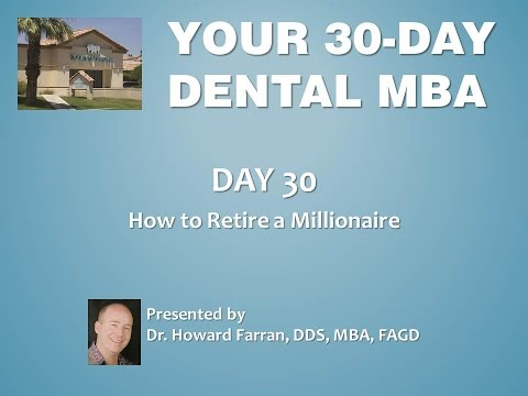 Day 30: How to Retire a Millionaire