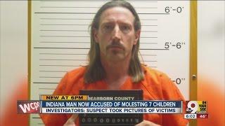 Steven Rekowski: Molestation case expands against Aurora, Indiana man