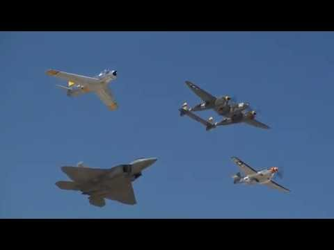 Heritage Flight POFAS2015