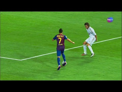 Every Madrid Player's Dream ►ONLY Barcelona Can Score Such Goals @_Bernabeu !! ||HD||
