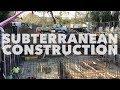 Subterranean Construction Engineering Underground Garage