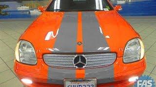 Профессиональная покраска автомобиля