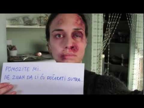 Une femme battue prend 1 po par jour pendant 1 an !!