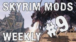 Skyrim Mods Weekly - Bits 'n' Bobs - #9