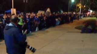Big Blue Madness Fans