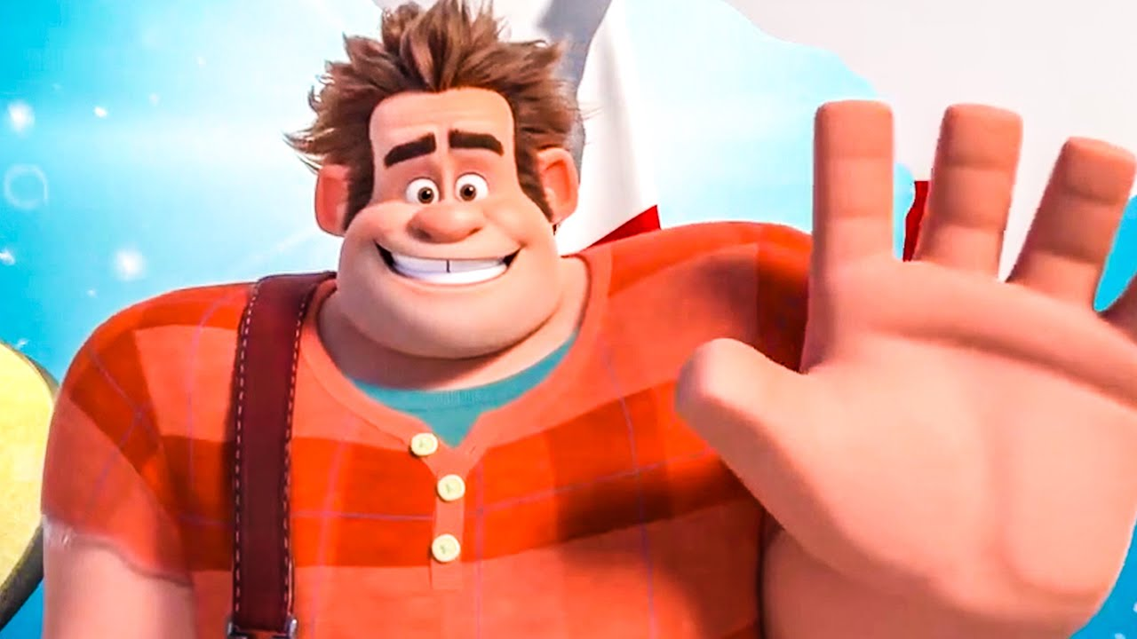 WRECK-IT RALPH 2 Teaser Trailer (2018) - YouTubeWreck It Ralph Trailer 3