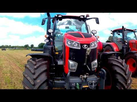 2017 Kubota M7151 Premium KVT 6.1 Litre Diesel Tractor Mp3
