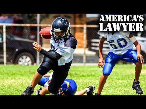 Youth Football Players Likely To Develop Early Brain Disease, Study Says