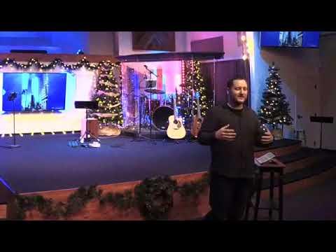 Cold Springs Church, November 26, 2017, Sermon