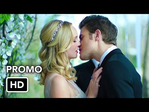 The Vampire Diaries: 8x15 We're Planning a June Wedding - promo #01