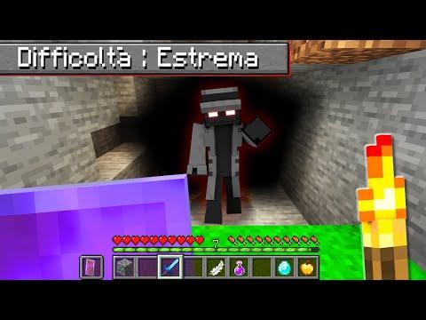 LO YOUTUBER MISTERIOSO MI HA MINACCIATO - Minecraft ITA