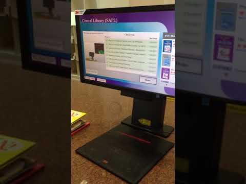 San Antonio Public Library Automated System. Caballo Tamaño Grande by Fernando Botero.