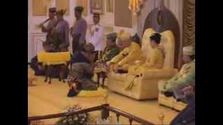 klip pertabalan DYMM Yang dDiPertuan Besar Negeri Sembilan ke11
