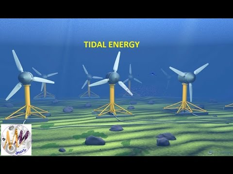 introduction to tidal energy and advantages and disadvantages of Tidal energy in Telugu