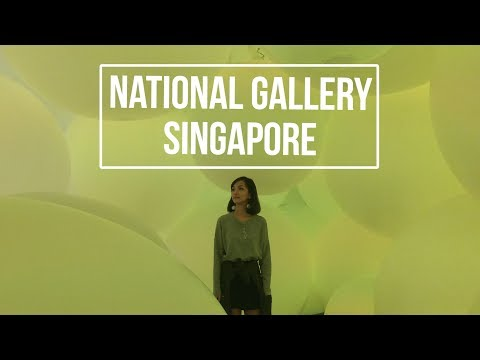 National Gallery Singapore - Vlog#31