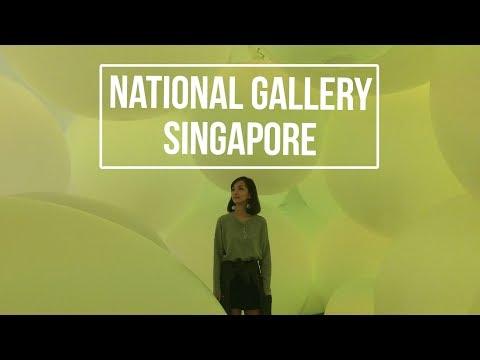 National Gallery Singapore - Vlog #31