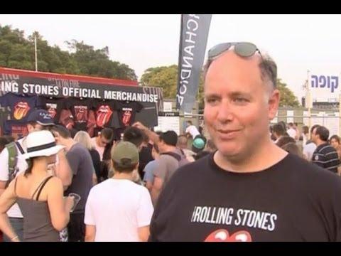 Первый израильский концерт Rolling Stone собрал тысячи фанатов (новости) http://9kommentariev.ru/
