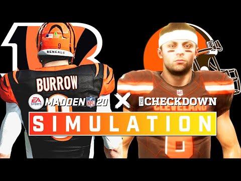 Cincinnati Bengals vs.