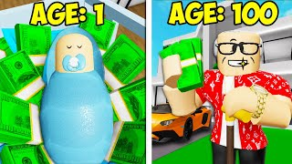 Birth To Death: The Rich Brat! Một bộ phim Roblox Brookhaven (Brookhaven RP)