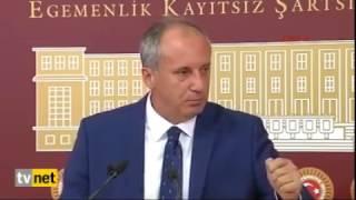Muharrem İnce: Diktatör Kılıçdaroğlu. Tayyip Erdoğan karşısında eziliyor.!...