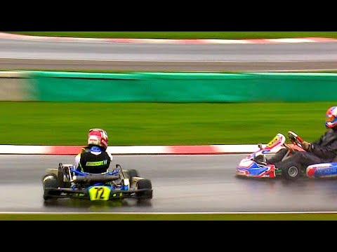Super 1 Karting 2018: Rd 1, Senior X30