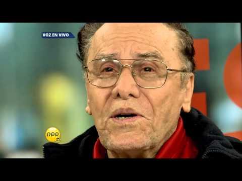 "Augusto Polo Campos le robó lágrimas a Juliana Oxenford con ""Cuando llora mi guitarra"""