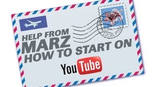 Help From Marz - SUBSCRIBER QUESTION! How To Start A Gaming Channel And Tips!