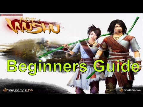 Age of Wushu Super Beginners Guide