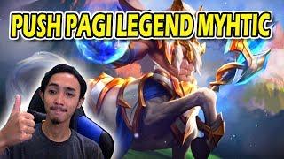Mobile Legends Live Push Legend Mythtic !