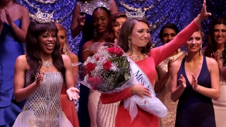 gabrielle walter is crowned miss new york 2017