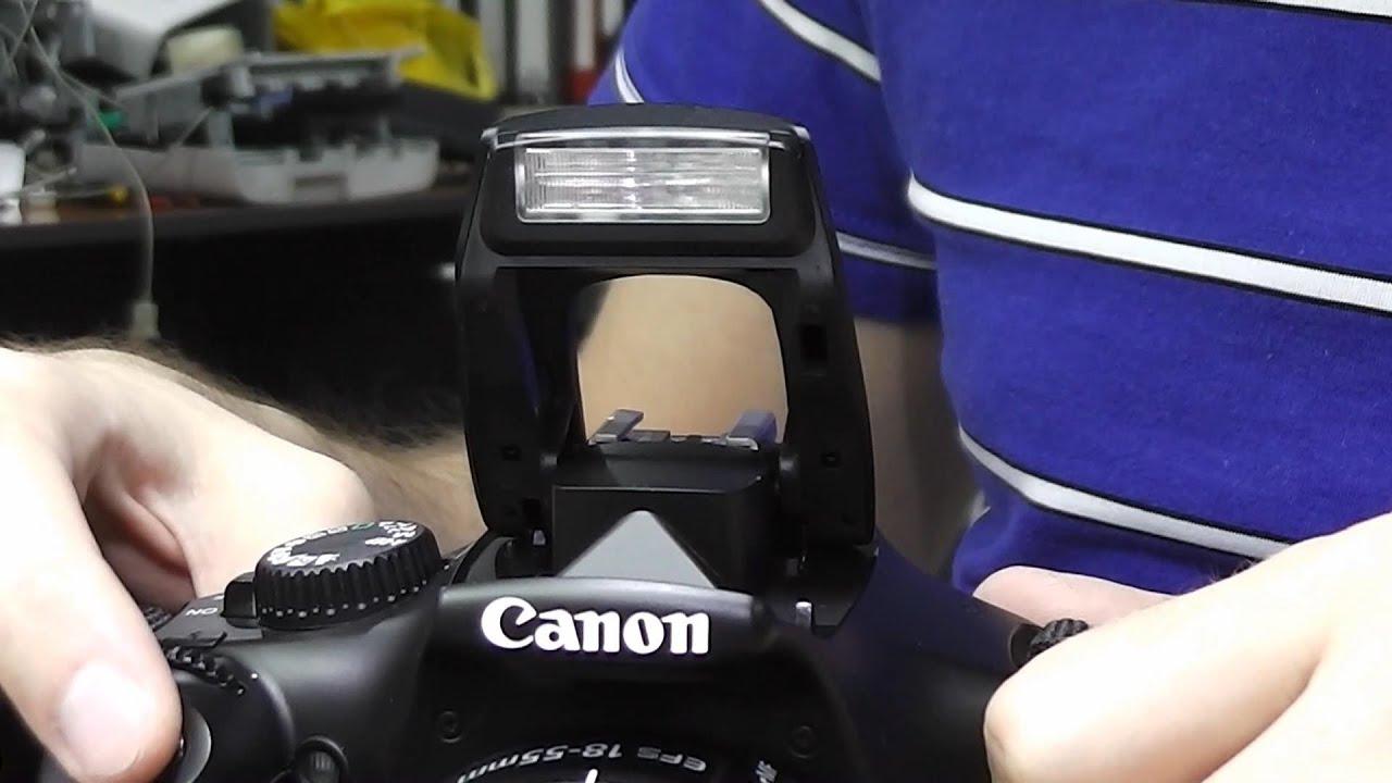 Фотоаппарата кенон 550 вспышка не всегда подымается или ремонт apple macbook a1181 wiki