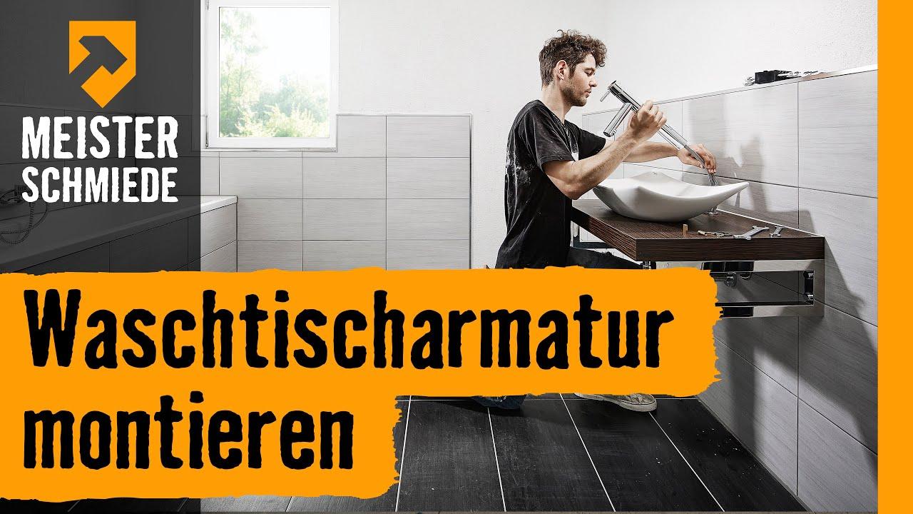 waschbecken armatur montieren ea21 hitoiro. Black Bedroom Furniture Sets. Home Design Ideas