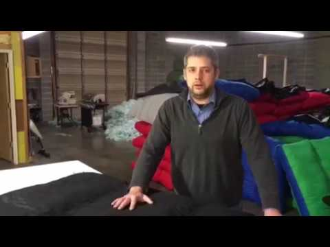 Great Dane Chew Proof Dog Bed Review Youtube