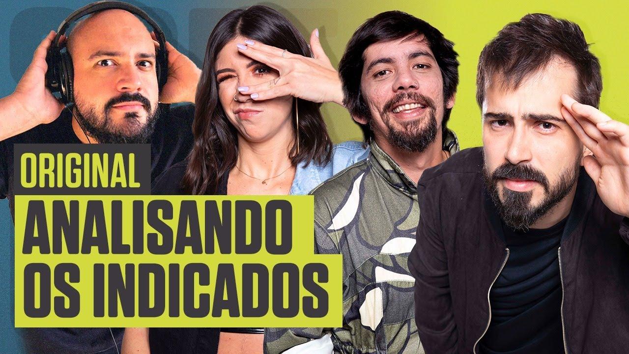 Foquinha e Gui Guedes fazem suas apostas para o Prêmio Multishow 2020   Sobe o Som