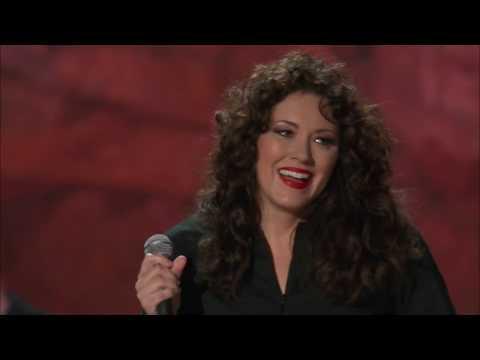 "Mandy Barnett on Bluegrass Underground, ""More Lovin'"""